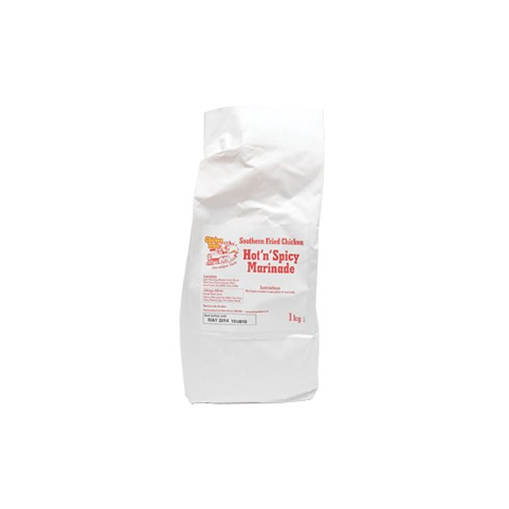 Southern Fried Marinade 1KG