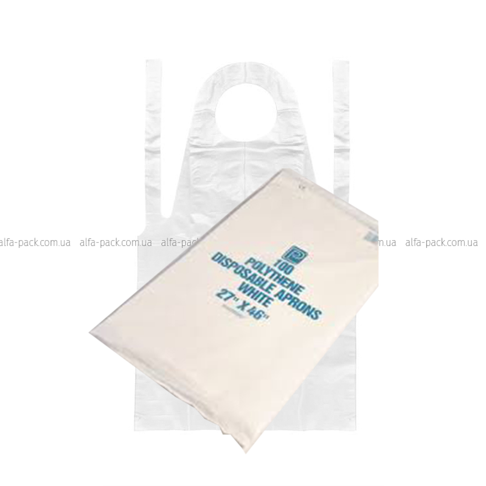 Disposable Apron Packet