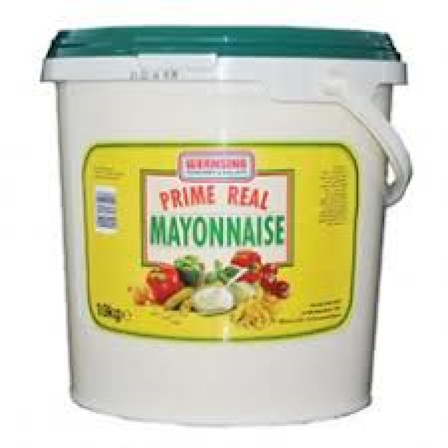 Wernsing Prime Real Mayonnaise 10LTR