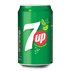 7 UP Can Drinks 24 x 330 ML